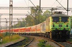 India Train Tour