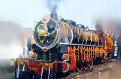 Train Trip of Rajasthan