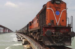 South India Train Package
