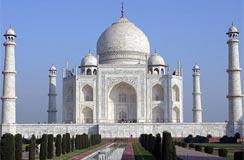 Taj mahal Golden Triangle India
